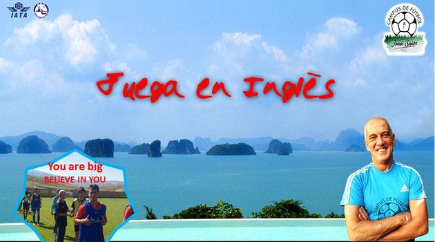 �Gana un viaje a Tailandia y pr�ctica f�tbol con Juan Se�or!
