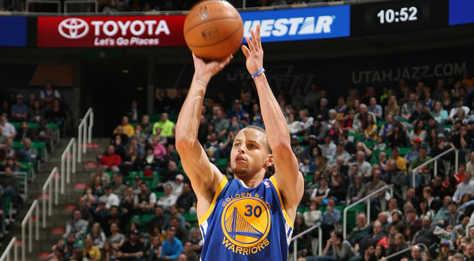 Curry saca su versi�n m�s picante para salvar a los Warriors