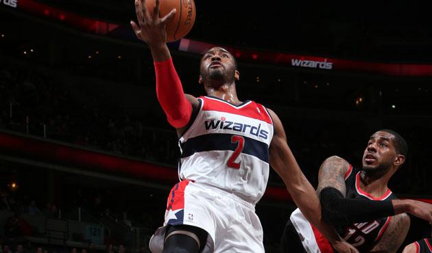 36 puntos de Carmelo para nada y el 'positivismo' llega a los Wizards