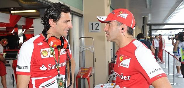 Gené y De la Rosa seguirán como pilotos probadores de Ferrari