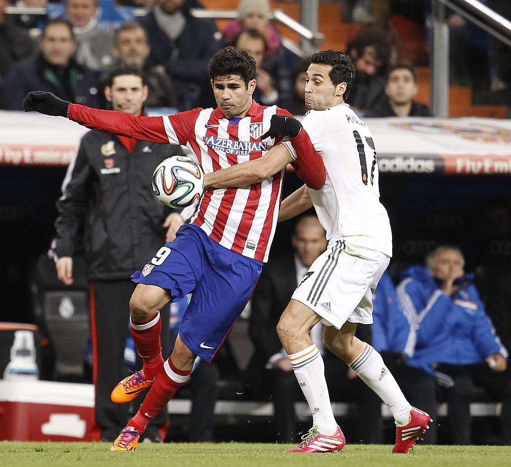 Marca Com English Version: Payback And A Foot In The Final