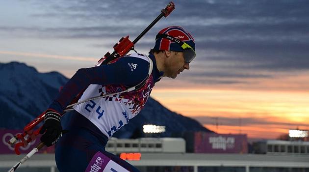Bjoerndalen iguala el récord de 12 medallas de Daehlie