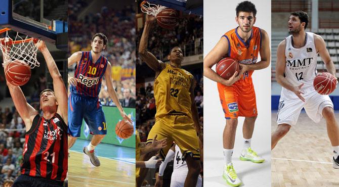 Los j�venes m�s espiados por la NBA en la Copa del Rey de M�laga