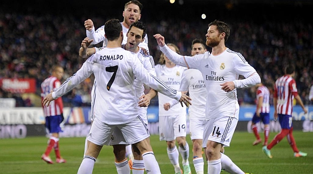 Real return to Copa final