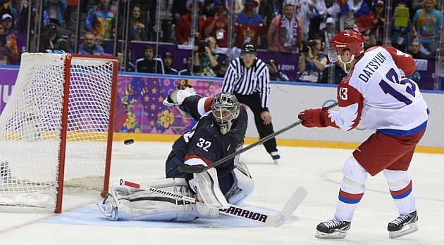 Estados Unidos vence a Rusia en los penaltis en el partido estrella