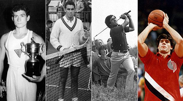 Los diez grandes pioneros del deporte espa�ol