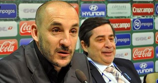 Ferrer, en su presentación. / FOTO: www.cordobesismo.com