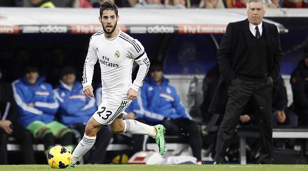City is coming for Isco