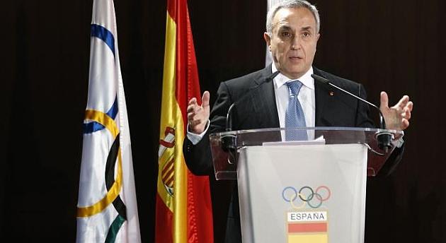 Blanco: En Pyeongchang tendremos medallas