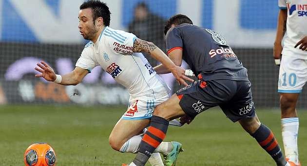 Valbuena: Me gusta el Atl�tico de Madrid