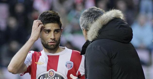 Quique Setién no podrá contar con Manu por primera vez en dos años / Luisa Portela (Marca)