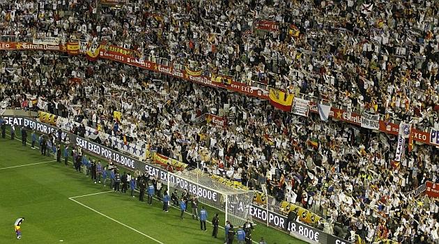 Abierto el plazo de solicitud de entradas para la final de Copa