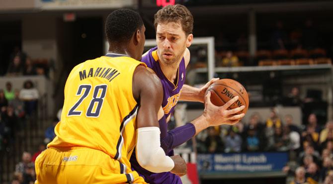 Los Lakers encienden m�s el farolillo rojo del bochorno de la historia p�rpura y oro