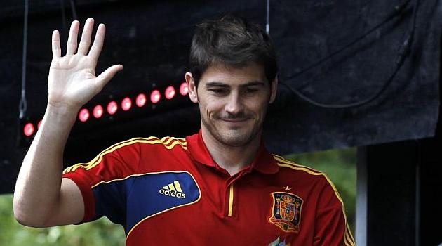 Toni Grande: Casillas es el mejor portero de España con diferencia