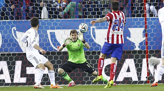 Casillas to miss the derby