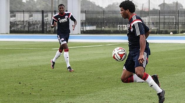 Jossimar Sánchez, un dominicano en la MLS