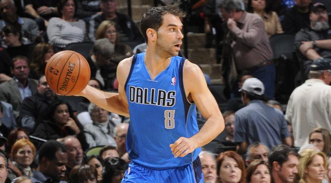 Calder�n y los Mavericks no pueden con el regreso de Parker a los Spurs