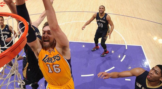 Gasol adelanta a Dumars y Stackhouse y ya es Top 90 de la historia NBA