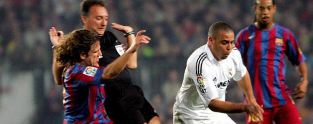 Ronaldo: Puyol epitomises fair play in football