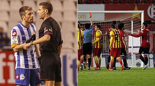 Competici�n sanciona con cuatro partidos a Luisinho e Iriney