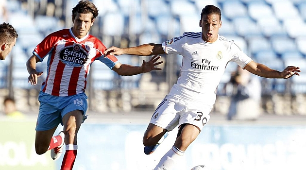 El Lugo dirimirá ante un Castilla al alza si mira arriba o abajo