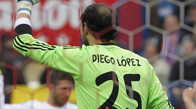 Diego quiere sacarse la espina del Calder�n