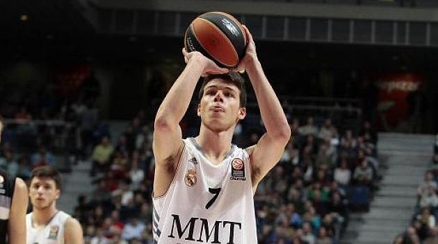 El 'Magic Gallego' del Real Madrid ya es ACB