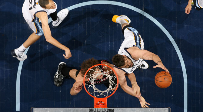 'Demoliton Marc' aplasta los Blazers de Claver y consolida a sus Grizzlies en playoffs