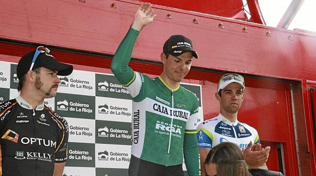Francesco Lasca, vencedor el año pasado en La Rioja.