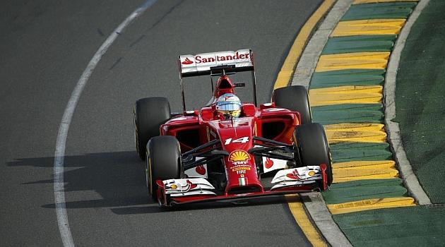 Alonso: Lo que hemos hecho es lo que hay