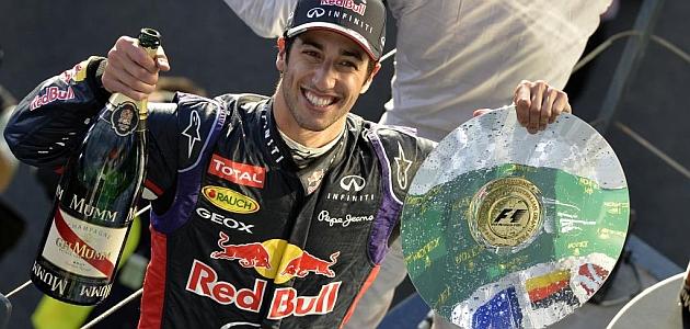 GP Australia 2014: Ricciardo, descalificado - MARCA.com