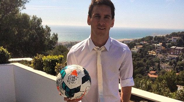 Messi: El Cl�sico es una oportunidad �nica