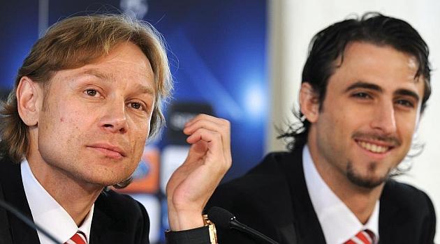 Valeri Karpin deja el banquillo del Spartak de Moscú