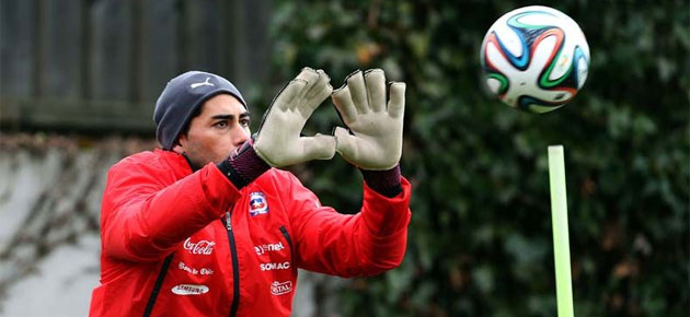 Johnny Herrera se puede quedar sin Mundial