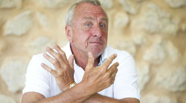 Cruyff: El problema del Bar�a es que ha fichado a un jugador de 21 a�os que cobra m�s que los dem�s