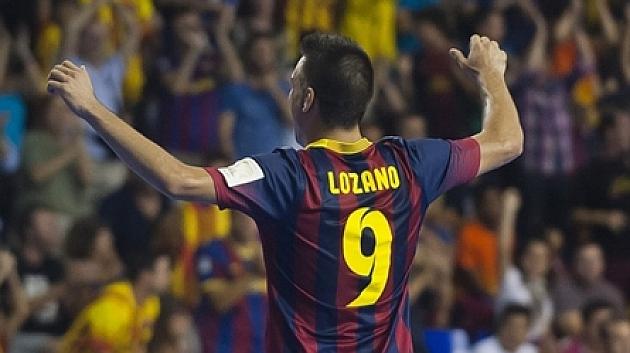 El Barcelona Alusport alcanza provisionalmente la segunda plaza
