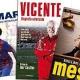 Libros de Del Bosque, Neymar y Messi para nuestros lectores
