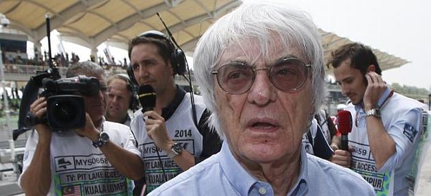 Ecclestone: Yo no quer�a estos motores