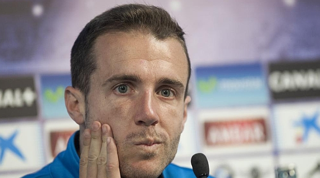 Montañés: En los dos últimos partidos el fútbol está siendo injusto con nosotros