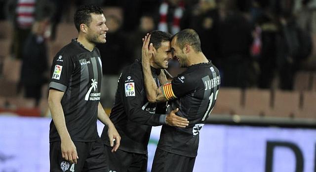 El Levante bate su récord de puntos como visitante