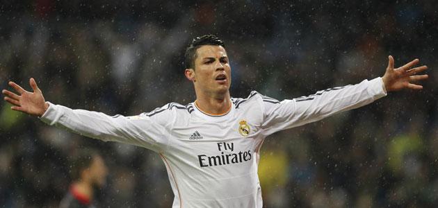 Big game and big record for Ronaldo