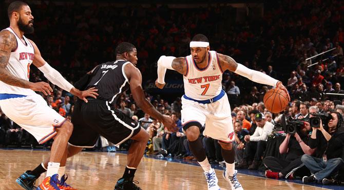 Los Knicks abren las puertas de los playoffs y los Clippers demuestran que no s�lo saben volar