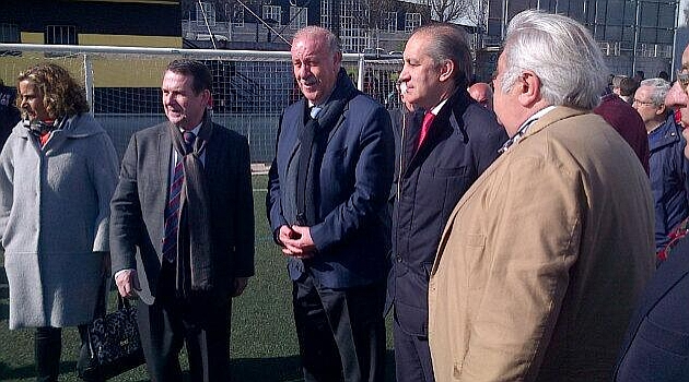 Del Bosque: Con buen ambiente entre jugadores te acercas al éxito