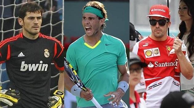 Rafa Nadal, Spain's favourite drinking buddy