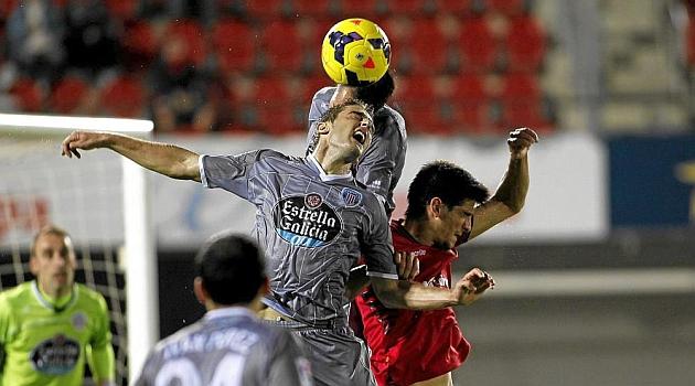 Lugo y Mallorca pugnan por entrar en la promoci�n de ascenso