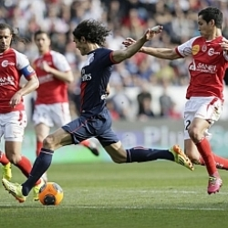 El PSG también golea sin Ibrahimovic