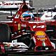 Mercedes tiraniza, Ferrari horroriza