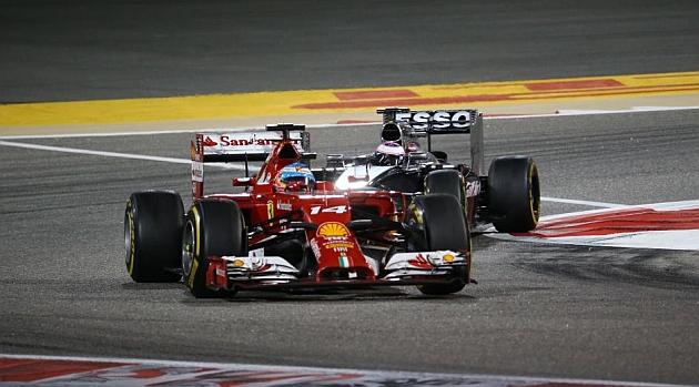 Alonso: La revancha llega en China