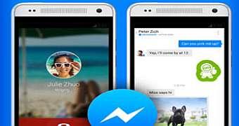 Facebook añade llamadas de voz gratis a su Messenger
