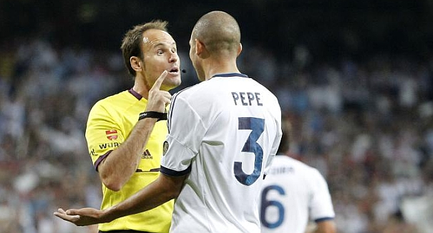 Mateu in charge of 'Copa' final